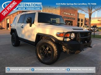 2008 Toyota FJ Cruiser Trail Teams 4X4 in Carrollton, TX 75006