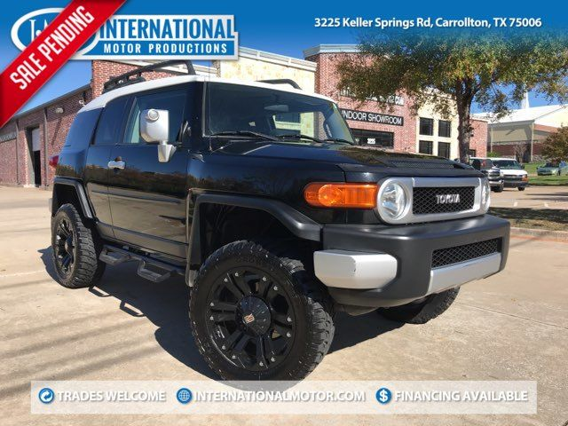 2008 Toyota FJ Cruiser in Carrollton, TX 75006