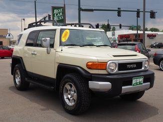 2008 Toyota FJ Cruiser Base Englewood, CO 2