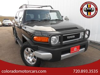 2008 Toyota FJ Cruiser in Englewood, CO 80110