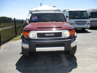 2008 Toyota FJ Cruiser   city Florida  RV World of Hudson Inc  in Hudson, Florida
