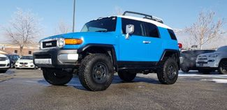 2008 Toyota FJ Cruiser 4WD AT in Lindon, UT 84042