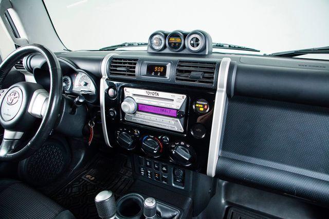 2008 Toyota FJ Cruiser 4WD in Plano, TX 75075