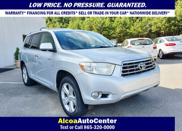 2008 Toyota Highlander AWD Limited