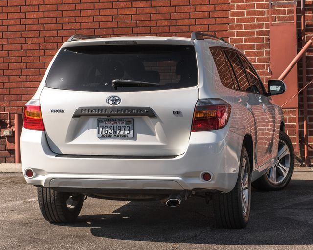 2008 Toyota Highlander Sport Burbank, CA 7