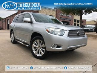 2008 Toyota Highlander Limited Hybrid in Carrollton, TX 75006