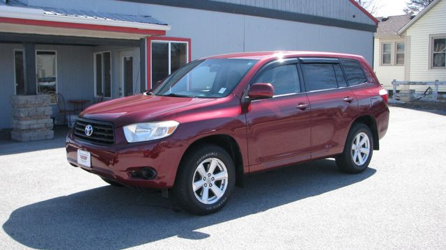 2008 Toyota Highlander Base