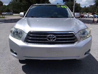 2008 Toyota Highlander Limited Dunnellon, FL 7