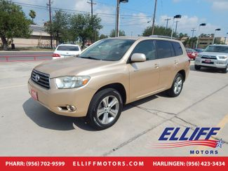 2008 Toyota Highlander Sport in Harlingen, TX 78550