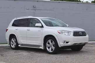 2008 Toyota Highlander Limited Hollywood, Florida