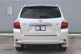 2008 Toyota Highlander Limited Hollywood, Florida 6