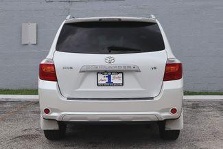 2008 Toyota Highlander Limited Hollywood, Florida 46
