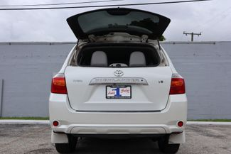 2008 Toyota Highlander Limited Hollywood, Florida 38