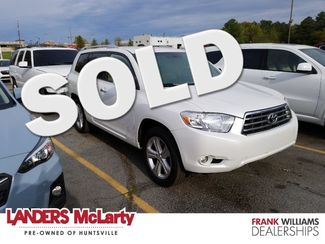 2008 Toyota Highlander Limited | Huntsville, Alabama | Landers Mclarty DCJ & Subaru in  Alabama