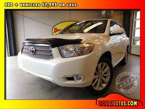 2008 Toyota Highlander Hybrid Limited in Airport Motor Mile ( Metro Knoxville ), TN