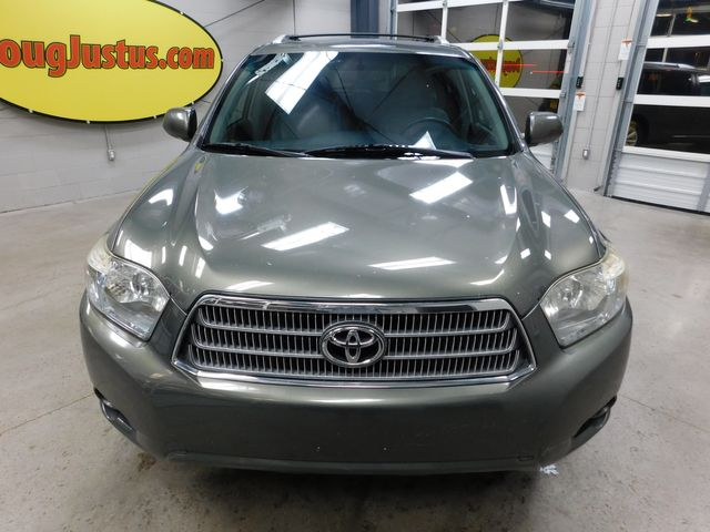2008 Toyota Highlander Hybrid Limited in Airport Motor Mile ( Metro Knoxville ), TN 37777