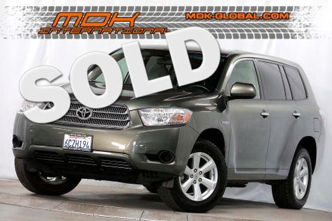 2008 Toyota Highlander Hybrid - AWD - Only 73K miles in Los Angeles