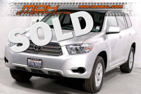 2008 Toyota Highlander Hybrid - AWD - 1 owner - Service records in Los Angeles