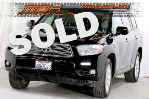 2008 Toyota Highlander Hybrid Limited - 4WD - NAV - DVD - JBL SOUND in Los Angeles