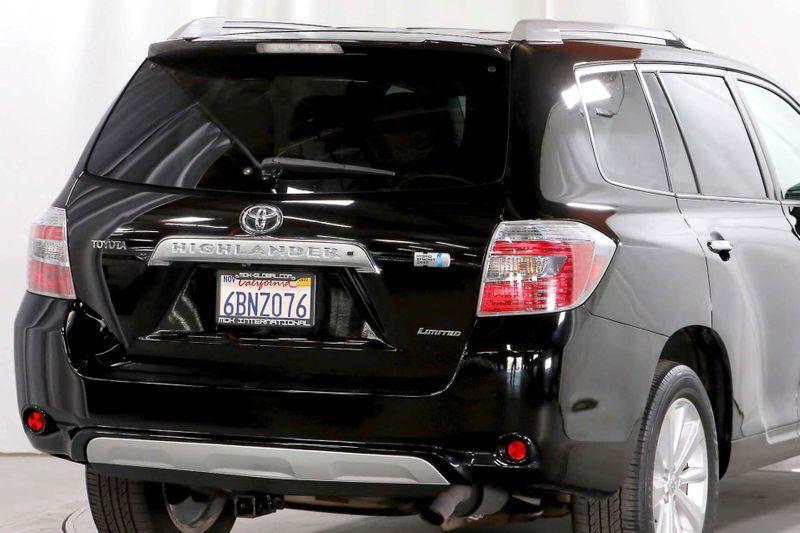2008 Toyota Highlander Hybrid Limited - 4WD - NAV - DVD - JBL SOUND  city California  MDK International  in Los Angeles, California