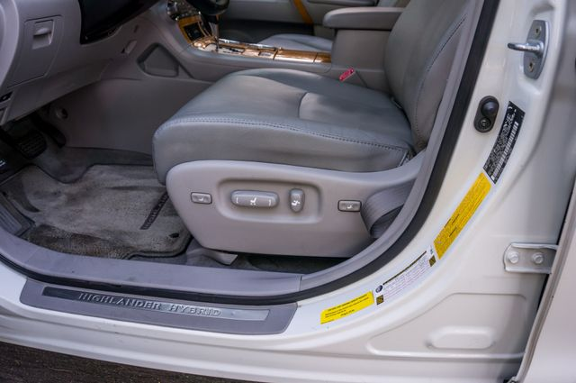 2008 Toyota Highlander Hybrid Limited Reseda, CA 14