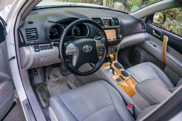 2008 Toyota Highlander Hybrid Limited Reseda, CA 15