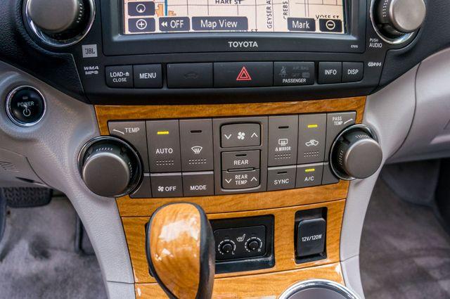 2008 Toyota Highlander Hybrid Limited Reseda, CA 29