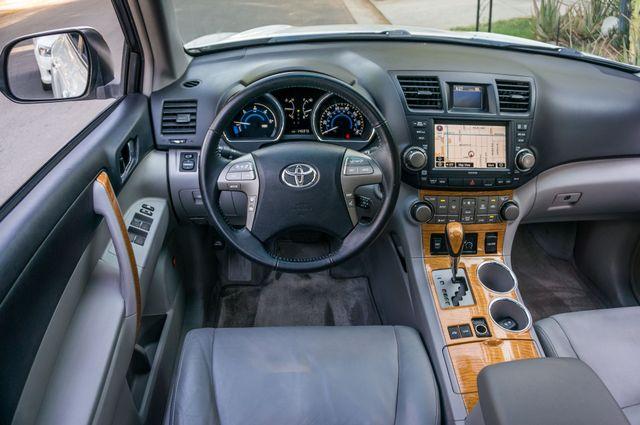 2008 Toyota Highlander Hybrid Limited Reseda, CA 19