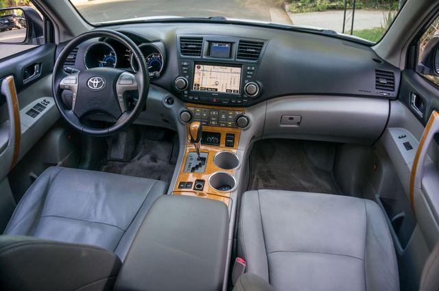 2008 Toyota Highlander Hybrid Limited Reseda, CA 38