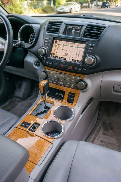 2008 Toyota Highlander Hybrid Limited Reseda, CA 22