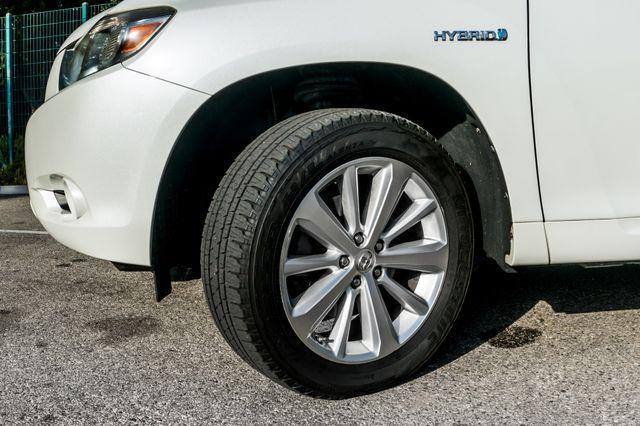 2008 Toyota Highlander Hybrid Limited Reseda, CA 12