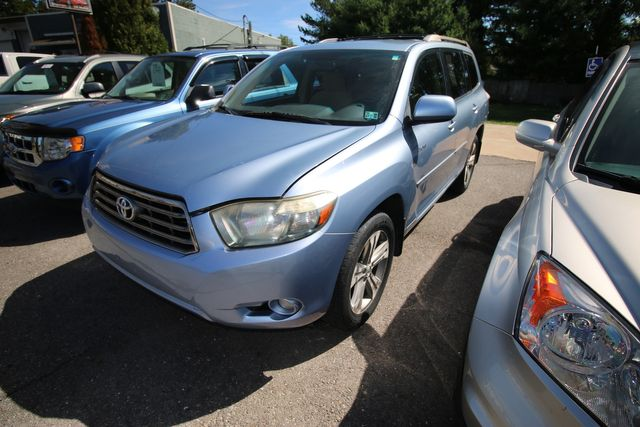 2008 Toyota Highlander Sport in Lock Haven, PA 17745