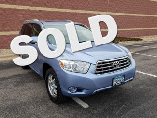 2008 Toyota Highlander Limited 6 mo 6000 mile warranty Maple Grove, Minnesota