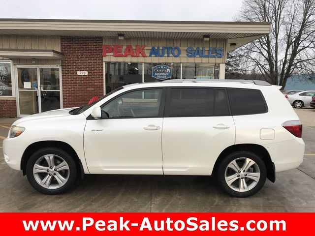 2008 Toyota Highlander Sport in Medina, OHIO 44256