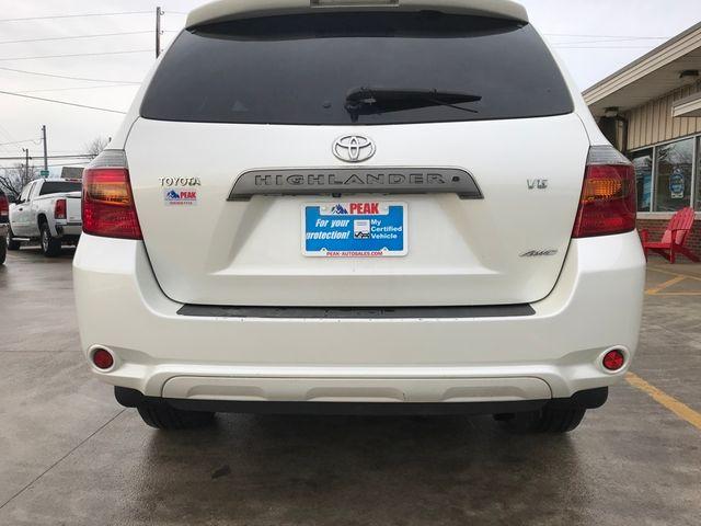 2008 Toyota Highlander Sport in Medina, OHIO 44256