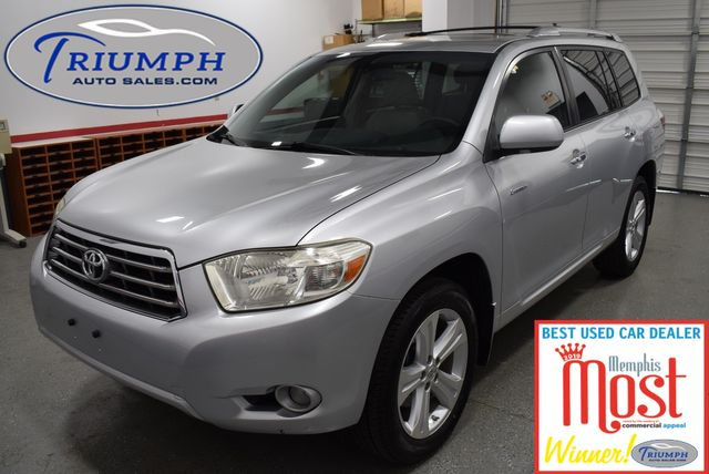 2008 Toyota Highlander Limited in Memphis, TN 38128