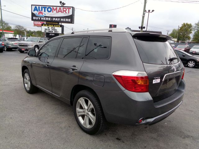 2008 Toyota Highlander Sport in Nashville, Tennessee 37211