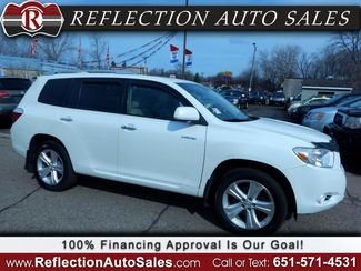 2008 Toyota Highlander Limited in Oakdale, Minnesota 55128