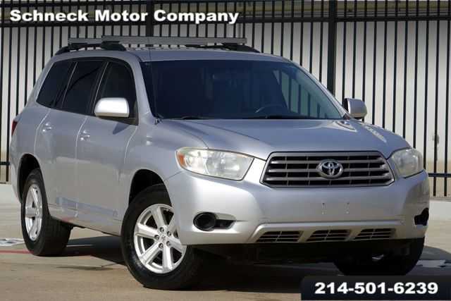 2008 Toyota Highlander *** RATES AS LOW AS 1.99 APR* ***