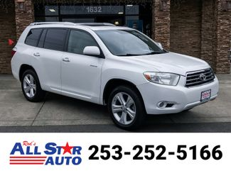 2008 Toyota Highlander Limited AWD in Puyallup Washington, 98371