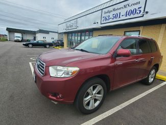 2008 Toyota Highlander Limited 3mo 3000 mile warranty in Ramsey, MN 55303