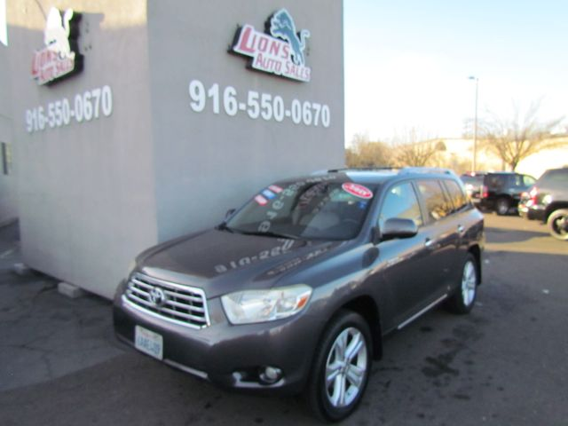 2008 Toyota Highlander Limited Extra Clean 4WD