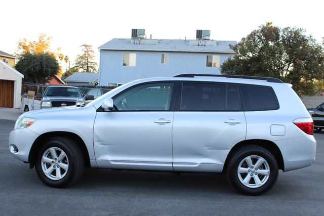 2008 Toyota HIGHLANDER SPORT 4WD 3RD ROW SEATS 1-OWNER SERVICE RECORDS in Van Nuys, CA 91406
