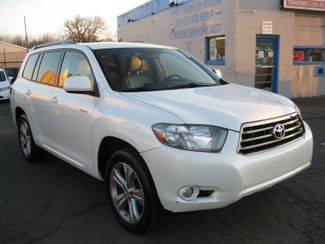 2008 Toyota Highlander Sport  city CT  York Auto Sales  in West Haven, CT
