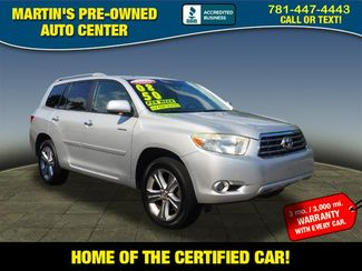 2008 Toyota Highlander Limited in Whitman, MA 02382