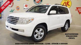 2008 Toyota Land Cruiser 4WD SUNROOF,NAV,BACK-UP CAM,HTD LTH,124K in Carrollton TX, 75006