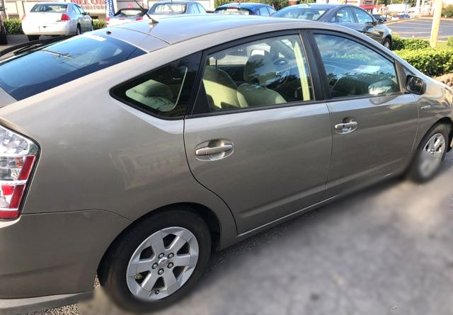 2008 Toyota Prius Knoxville, Tennessee 3