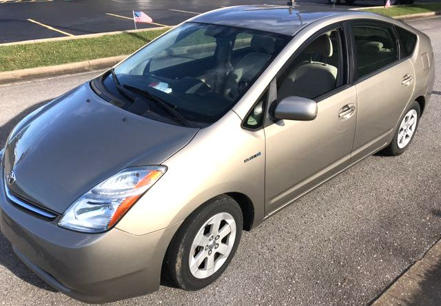 2008 Toyota Prius Knoxville, Tennessee