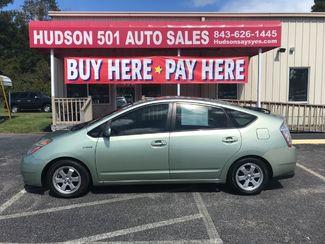 2008 Toyota Prius 4-Door Liftback   Myrtle Beach, South Carolina   Hudson Auto Sales in Myrtle Beach South Carolina