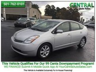 2008 Toyota PRIUS/PW    Hot Springs, AR   Central Auto Sales in Hot Springs AR